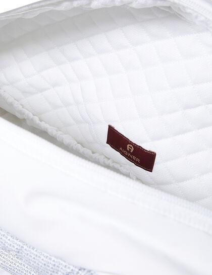Embroidered Logo Diaper Bag