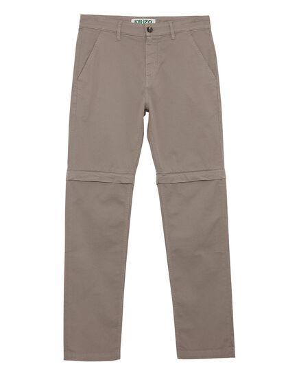 Zip Off Pant Detachable