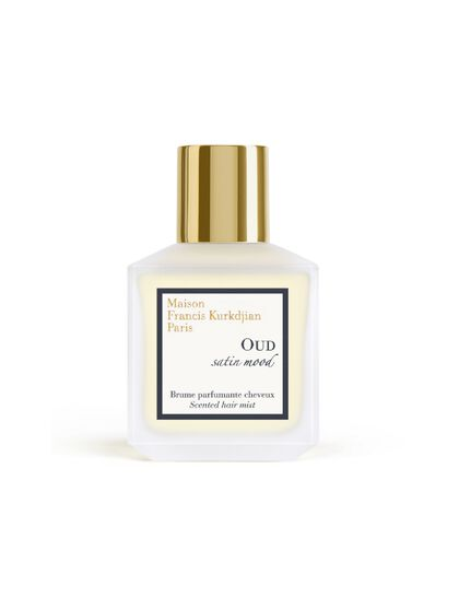 Oud Satin Mood Scented Hair Mist 70Ml