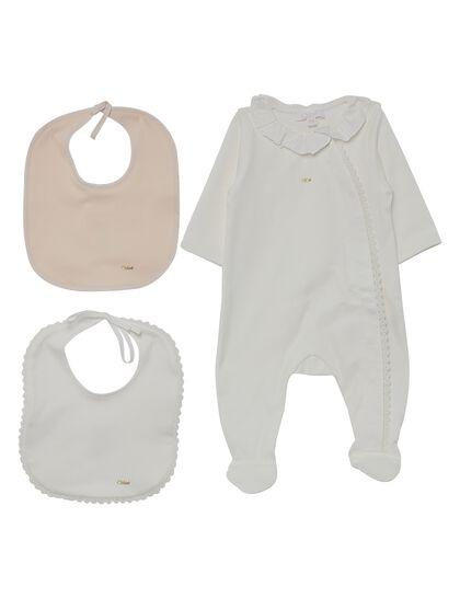 Set Pyjamas + 2 Bibs