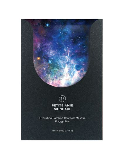 Hydrating Bamboo Charcoal Masque, Foggy Star