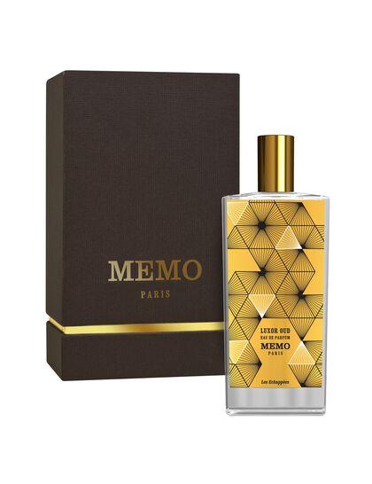 Memo Paris Luxor  Oud Eau de Parfum 75ML