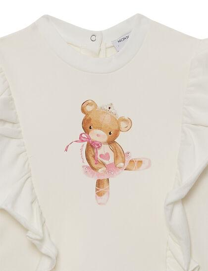 Dress Sleeveless One Teddy Bear