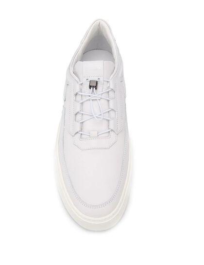No Code X' Low-Top Sneakers