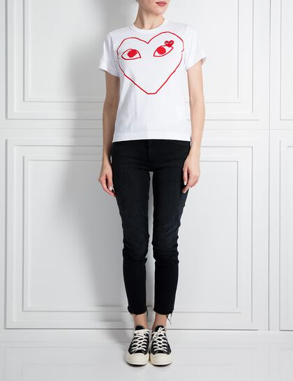 C.D.G.P T-Shirt Big Heart