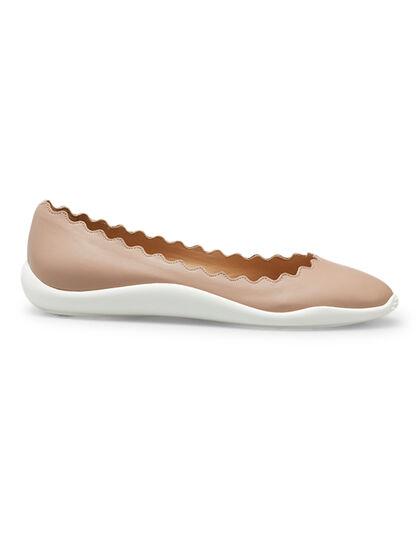 Lauren Ballerina Flats
