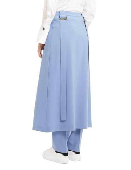Reona Trousers with Detachable Skirt