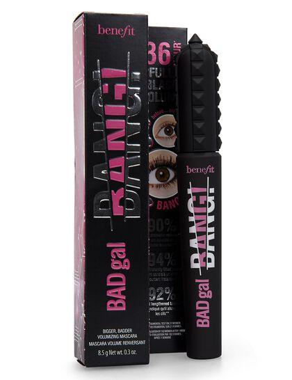 BADgal BANG! volumizing mascara black