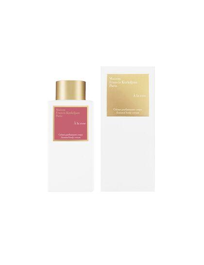 A La Rose Scented Body Cream 250ml