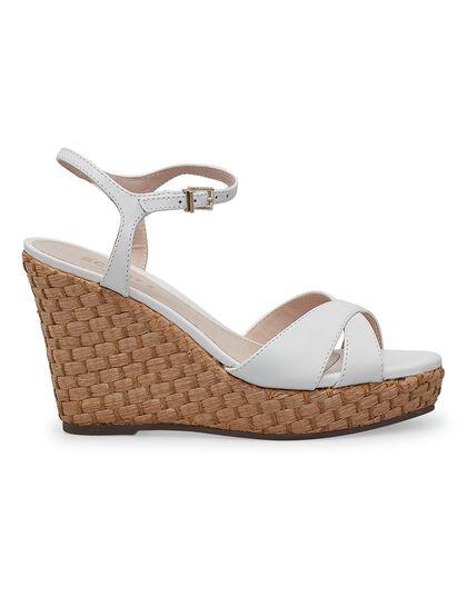 Espadrille Wedge Heeled Sandals