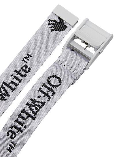 New Logo Mini Industrial Belt Black White