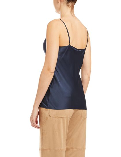 Lucca Silk Top