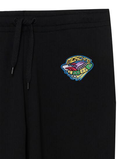 Sweatpants Colorful Spacecraft