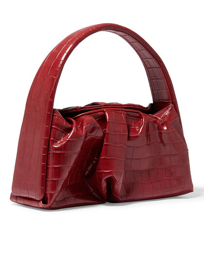 The Hera Croc Shoulder Bag