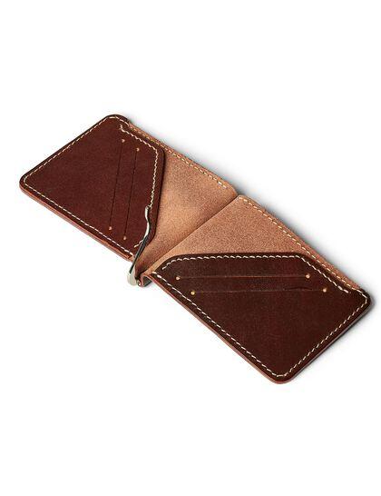 Jones Clip Wallet