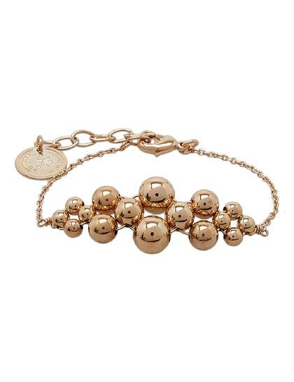 Multi-Ball Medallion Bracelet