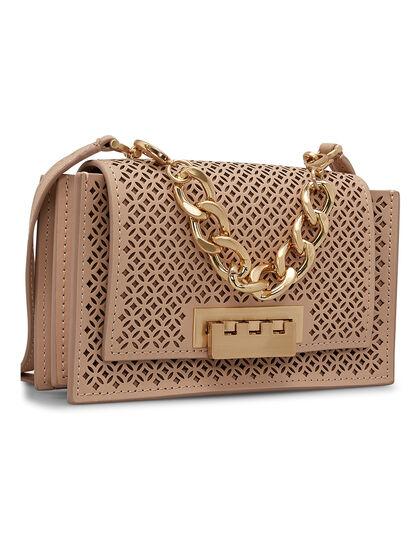 Earthette Mini Top Handle Crossbody Bag