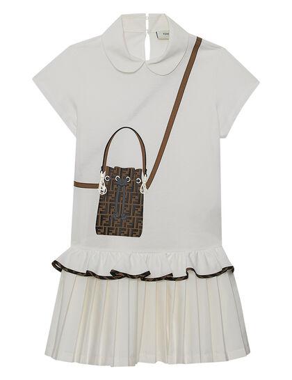 Dress T-S Fendi Bag