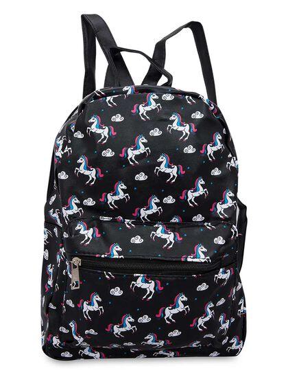 Unicorn Bag; Canvas Finish