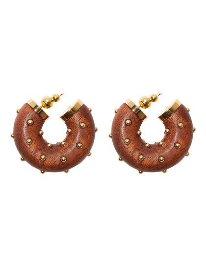 Oda Studded Earring