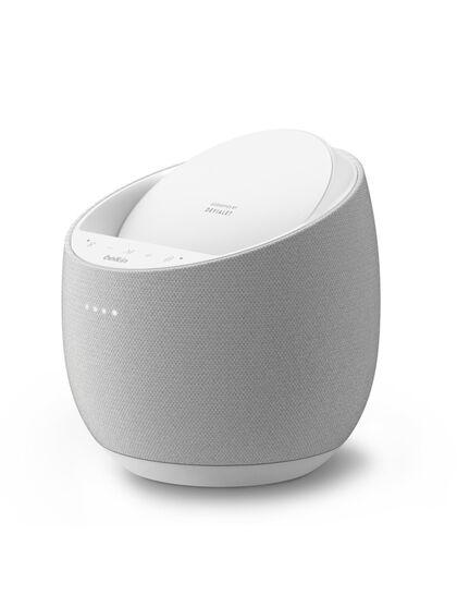Belkin - Soundform Elite Hi-Fi Smart Speaker + 10w Wireless Charger