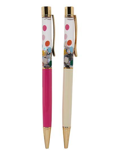 Bdo Glitter Bomb Pen Set, Balloon Drop