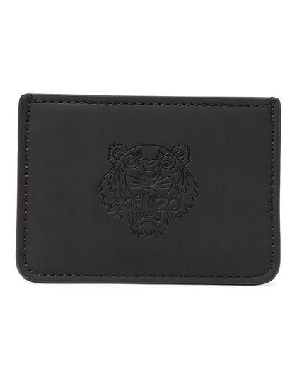Tiger Embossed Cardholder
