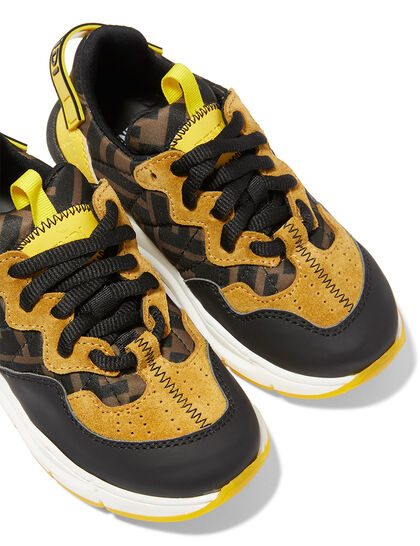 FF Print Sneakers