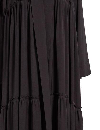 Color Layered Abaya
