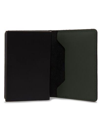 Slimwallet Sm-Green-Black