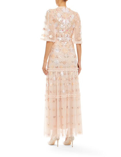 Rose Diamond Gown