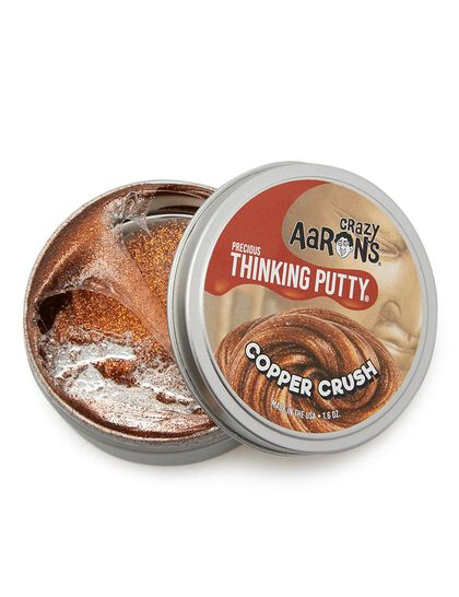 Crazy Aaron  PUTTY COPPER CRUSH SHINES