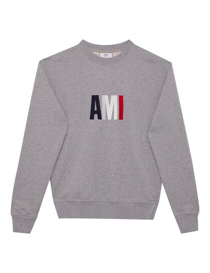 Logo Embroidered Sweatshirt