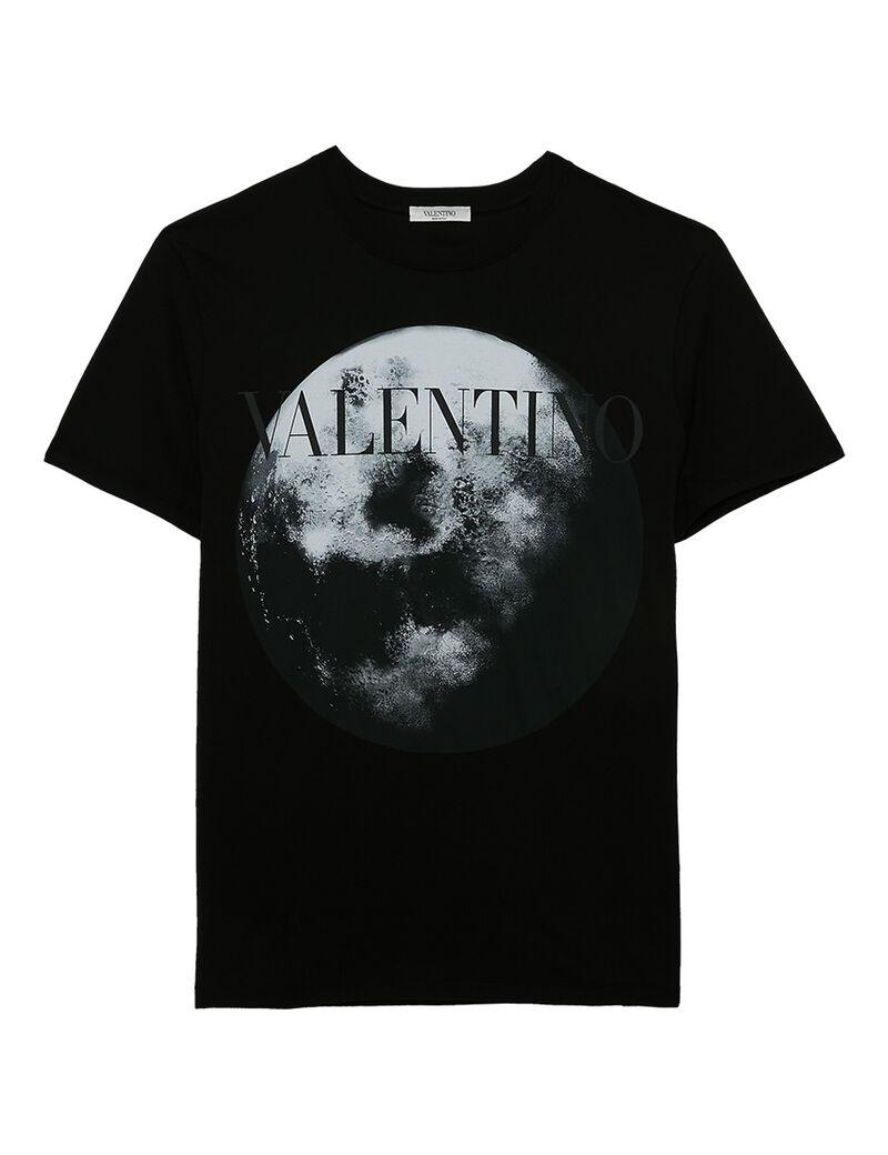 Moon Dust Cotton T-shirt