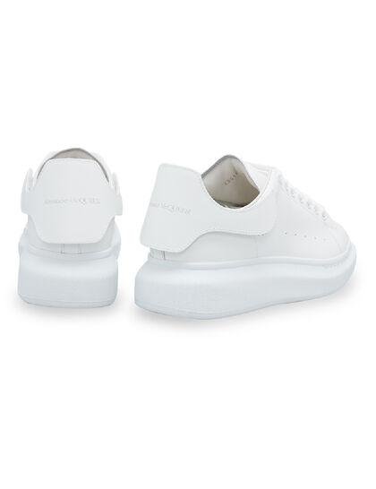 Oversized Glitter Sneakers