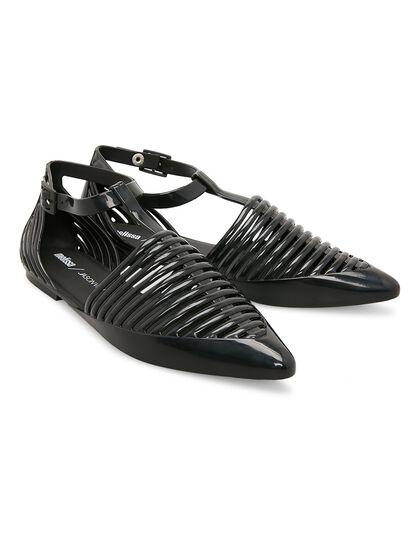 Melissa Shoes Beige/Blk