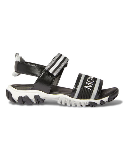 Sunset Leather Sandals