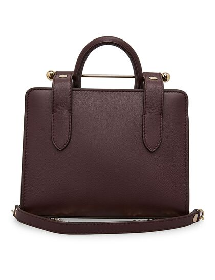 Nano Tote (Sc) - W Leather