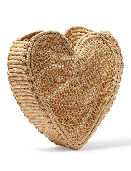 Heartbeat Faster Shoulder Bag