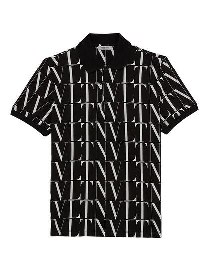 All-Over VTLN Polo T-Shirt