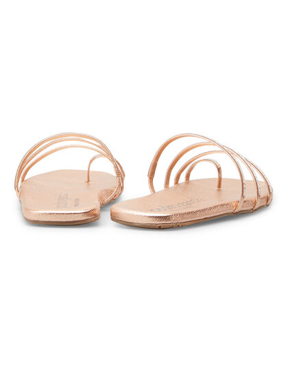 Beyda Flat Sandals