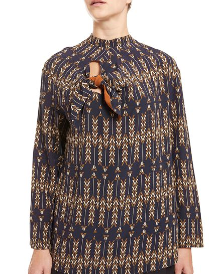 Zadie Knotted Top