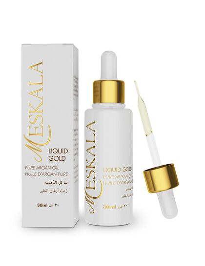 Meskala Pure Gold Argan Oil 30ml