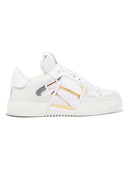 VL7N Embossed Sneakers
