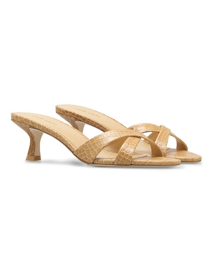 Melina Leather Sandals