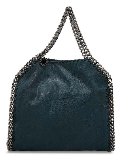 Mini Tote Falabella Shaggy Deer