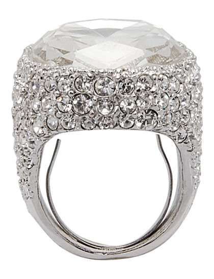 Kjy Sil/Cry Cry Ctr Ring