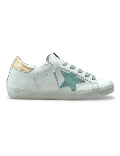 Super-Star Leather & Suede Sneakers