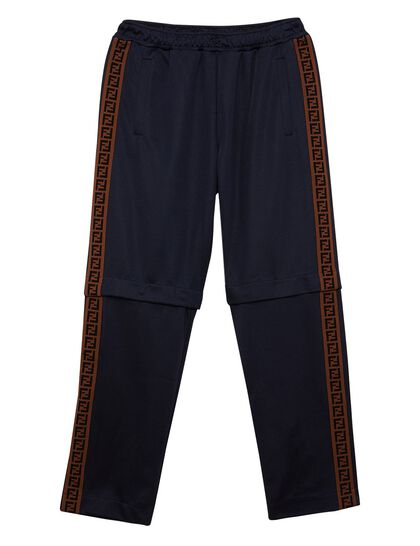 Logo Band Detachable Trousers