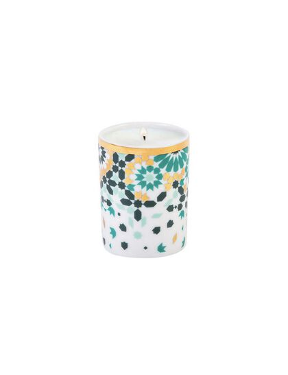 Sis Emerald Mirrors Rose Oud Candle (60g)